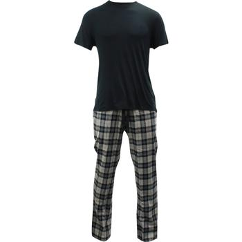 Ugg Men's Grant Pants & Short Sleeve Shirt Pajama Set  UPC: