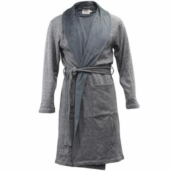 Ugg Men's Robinson Relaxed Fit Fleece Lined Robe  UPC: