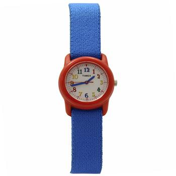 Timex Kid's Youth Boy's TW7B995009J Blue/Red Adjustable Analog Sport Watch  UPC:753048558094