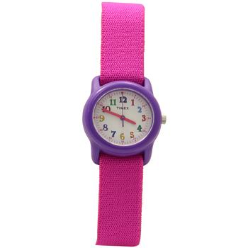 Timex Kid's Youth Girl's TW7B994009J Pink/Purple Adjustable Analog Watch  UPC:753048558087
