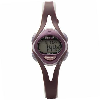 Timex Women's Iroman T5K007KZ Purple Digital Sport Watch  UPC:753048276868