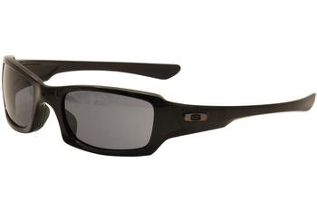 Oakley Men's Five Squared OO9238 Rectangle Sport Sunglasses  UPC: