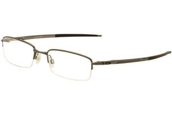 Oakley Men's Eyeglasses Rhinochaser OX3111 OX/3111 Half Rim Optical Frame  UPC: