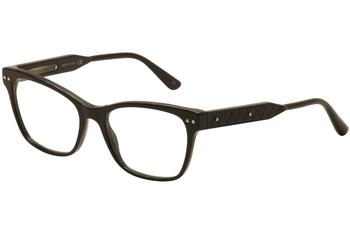Bottega Veneta Women's Eyeglasses BV 0016O 0016/O Full Rim Optical Frame
