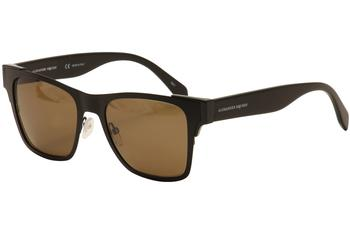 Alexander McQueen Men's AM 0011S 0011/S Fashion Sunglasses  UPC: