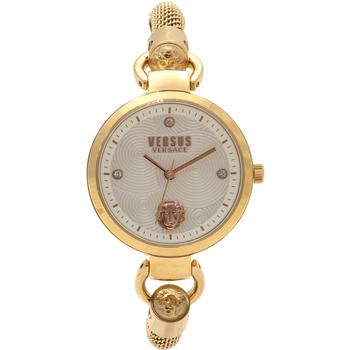 Versus By Versace Carnaby Street SCG130016 Rose Gold-Plated Analog Watch  UPC: