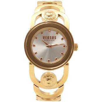 Versus By Versace Women's Roslyn S63060016 Rose Gold-Plated Analog Watch  UPC:
