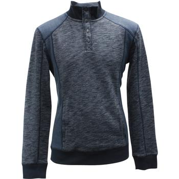 Calvin Klein Men's Cross Dye French Terry Mock Neck Long Sleeve Sweater  UPC: