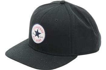 Converse Chuck Taylor Core Snap Back Cotton Cap Baseball Hat (One Size Fit Most)  UPC: