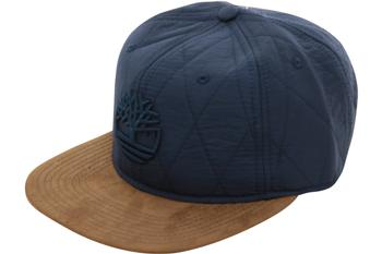 Timberland Men's Adjustable Quilted Cap Baseball Hat (One Size Fits Most)  UPC: