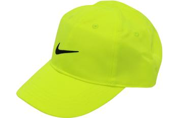 Nike Infant Boy's Embroidered Swoosh Logo Cotton Baseball Cap Sz: 12/24 Months