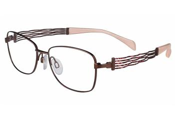 Charmant Line Art Eyeglasses XL2083 XL/2083 Titanium Full Rim Optical Frame  UPC: