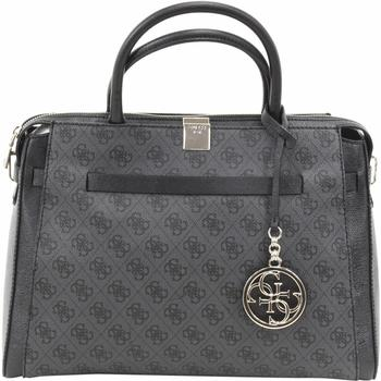 Guess Women's Christy Top Zip Large Girlfriend Satchel Handbag  UPC: