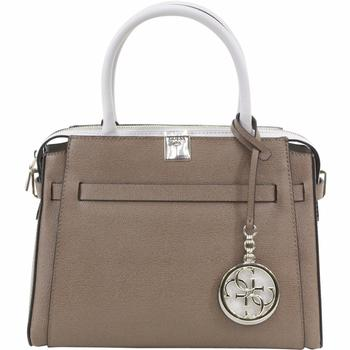 Guess Women's Christy Top Zip Girlfriend Satchel Handbag  UPC: