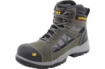 Caterpillar Compressor 6 In WP CT Waterproof Composite Toe Work Boots Shoes  UPC: