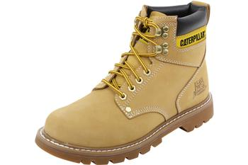 Caterpillar Men's Second Shift Slip Resistant Work Boots Shoes  UPC: