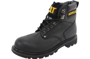 Caterpillar Men's Second Shift ST Steel Toe Slip Resistant Work Boots Shoes  UPC: