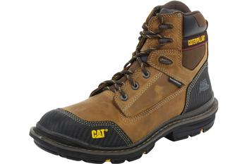 Caterpillar Men's Fabricate 6-inches Tough WP Waterproof Work Boots Shoes  UPC: