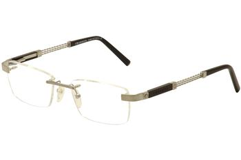 Charriol Men's Eyeglasses PC7491 PC/7491 Rimless Optical Frame  UPC: