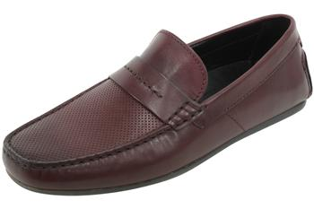 Hugo Boss Men's Dandy Leather Moccasins Shoes  UPC:
