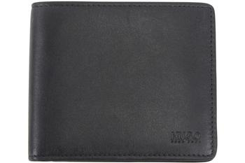 Hugo Boss Men's Subway_8cc Smooth Genuine Leather Bi-Fold Wallet  UPC: