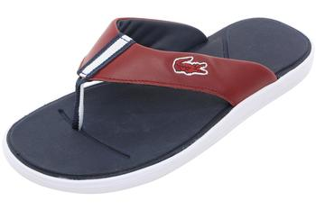 Lacoste Men's L.30 117 1 Flip Flops Sandals Shoes  UPC: