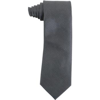 Calvin Klein Men's Silk Steel Micro Check Tie  UPC: