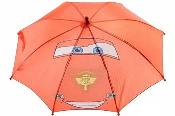 Disney Pixar Cars Boy's Red Piston Cup Umbrella
