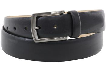 Trafalgar Men's Seth Genuine Cortina Leather Belt  UPC: