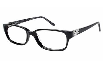 Elle Women's Eyeglasses EL13370 EL/13370 Full Rim Optical Frame  UPC:
