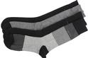 Calvin Klein Men's 4-Pairs Color Blocked Micro-Stripe Dress Crew Socks Sz: 7-12  UPC: