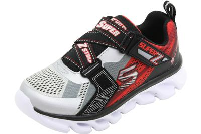 Skechers Little Boy's S Lights: Hypno-Flash Light Up Sneakers Shoes  UPC:
