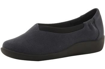 Clarks Cloudsteppers Women's Sillian Jetay Loafers Shoes  UPC: