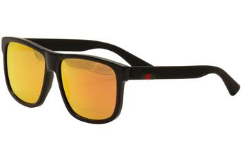 Gucci Men's GG0010S GG/0010/S Fashion Sunglasses  UPC: