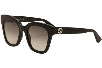 Gucci Women's GG0029S GG/0029/S Fashion Sunglasses