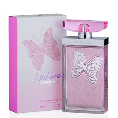 NATURE POUR ELLE/FRANCK OLIVIER EDP SPRAY 2.5 OZ (75 ML) (W) UPC: