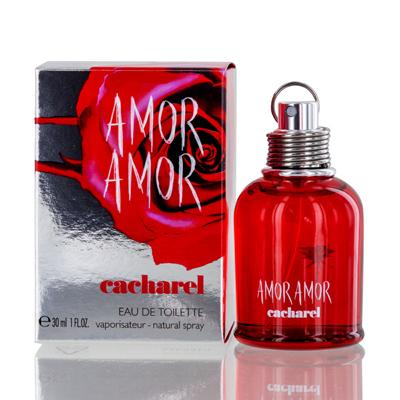 AMOR AMOR/CACHAREL EDT SPRAY 1.0 OZ (W) UPC: