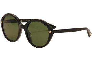 Gucci Women's GG0023S GG/0023/S Fashion Sunglasses  UPC: