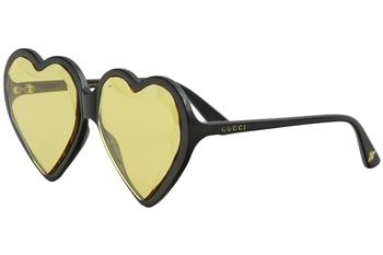 Gucci Women's Fashion Inspired Heart GG0360S GG/0360/S Sunglasses