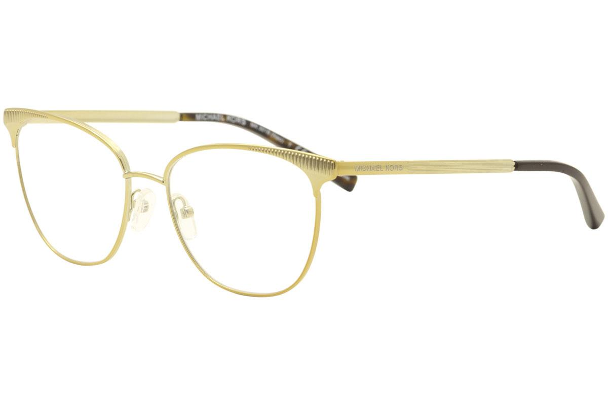 22308ff2c76 Michael Kors Women s Eyeglasses Nao MK3018 MK 3018 Full Rim Optical Frame  by Michael Kors