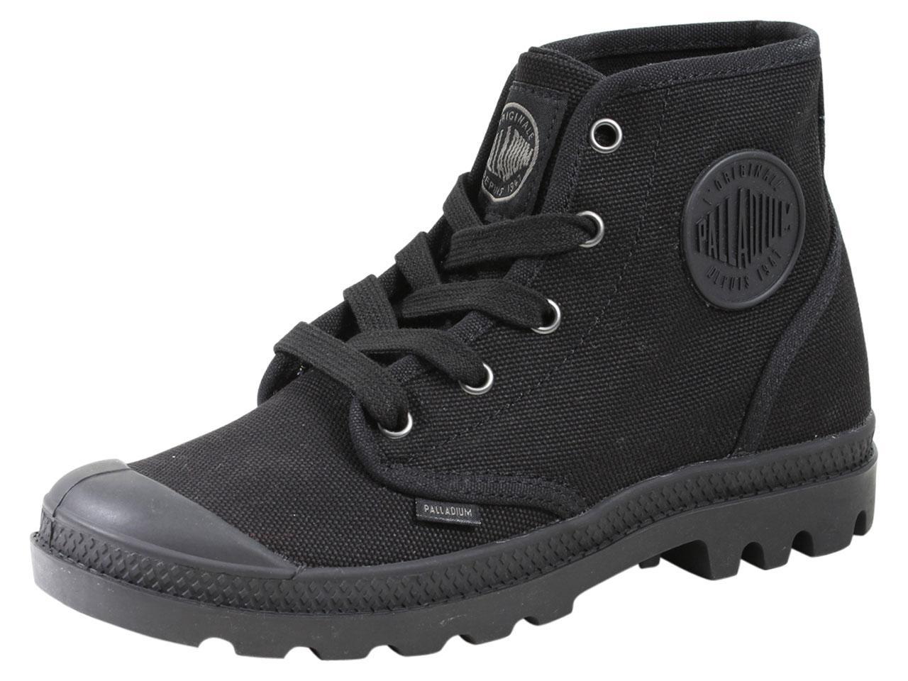 Palladium Women s Pampa-Hi Canvas Boots Shoes by Palladium e6d9cfbb93c