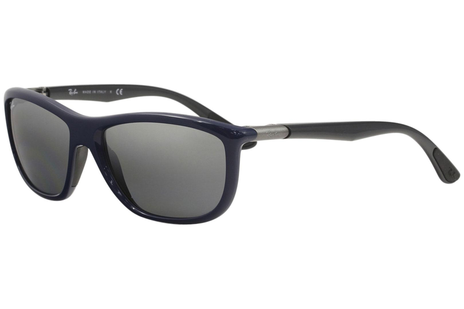 ec3043ac90 Ray Ban Men s RB8351 RB 8351 RayBan Fashion Rectangle Sunglasses by Ray Ban