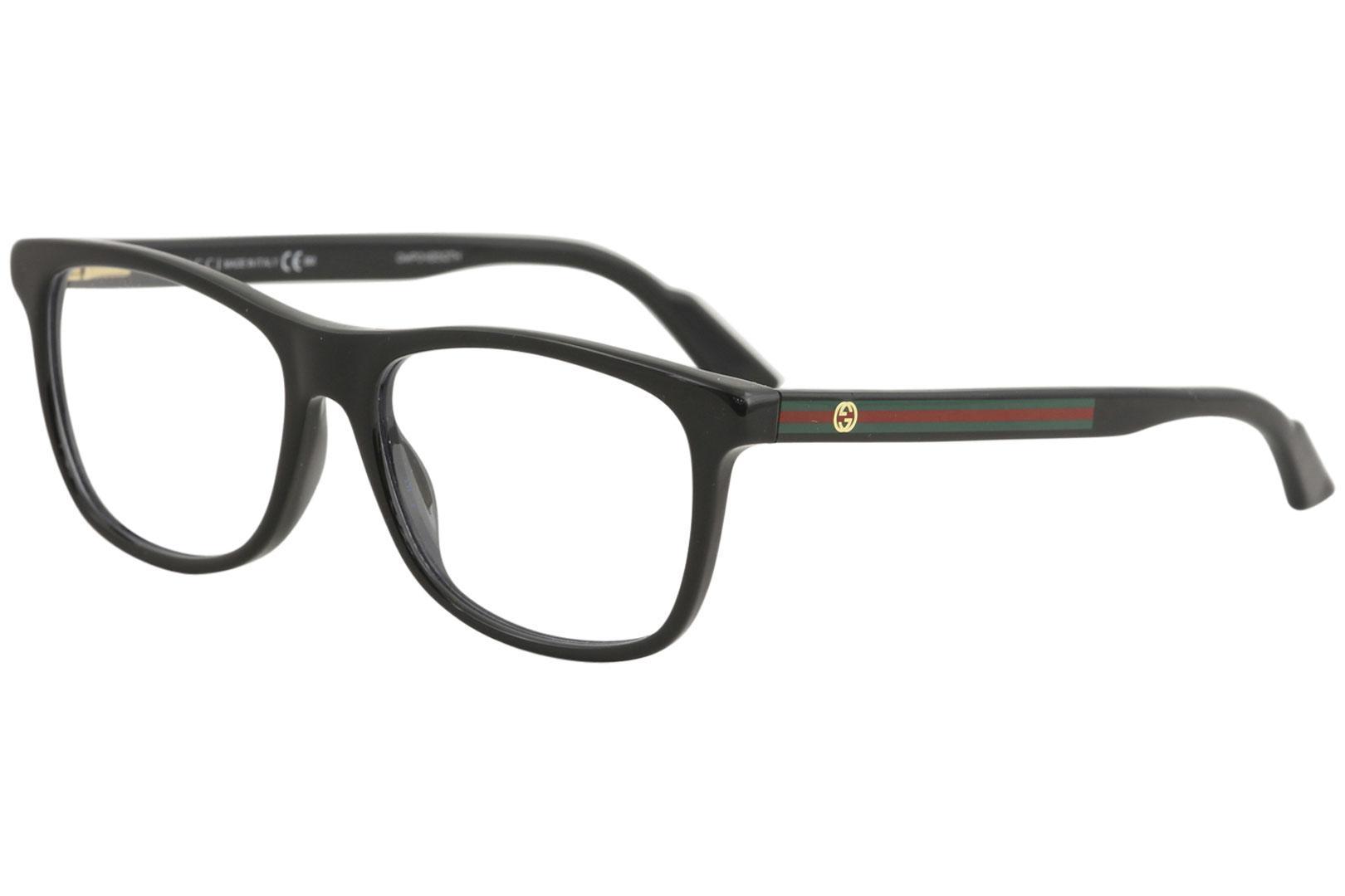 0eb6e561ad2 Gucci Men s Eyeglasses GG3725 GG 3725 Full Rim Optical Frame by Gucci