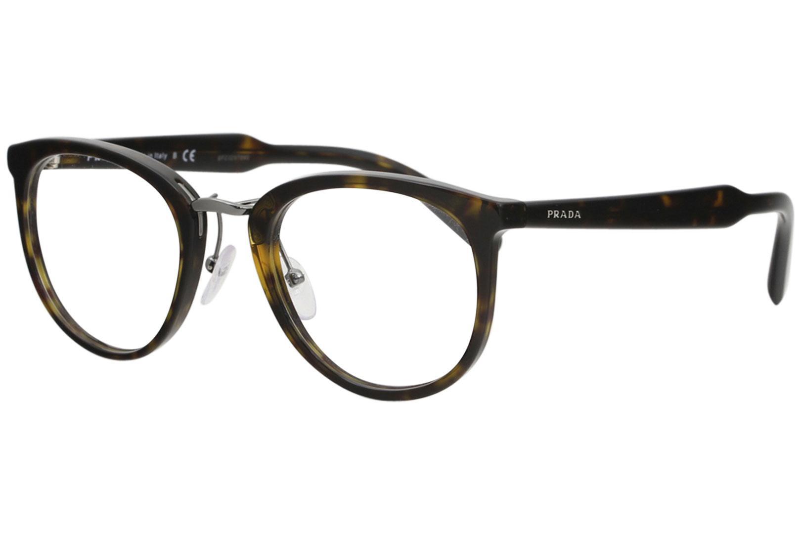 a2c658c5cc9 Prada Men s Eyeglasses VPR03T VPR 03T Full Rim Optical Frame by Prada