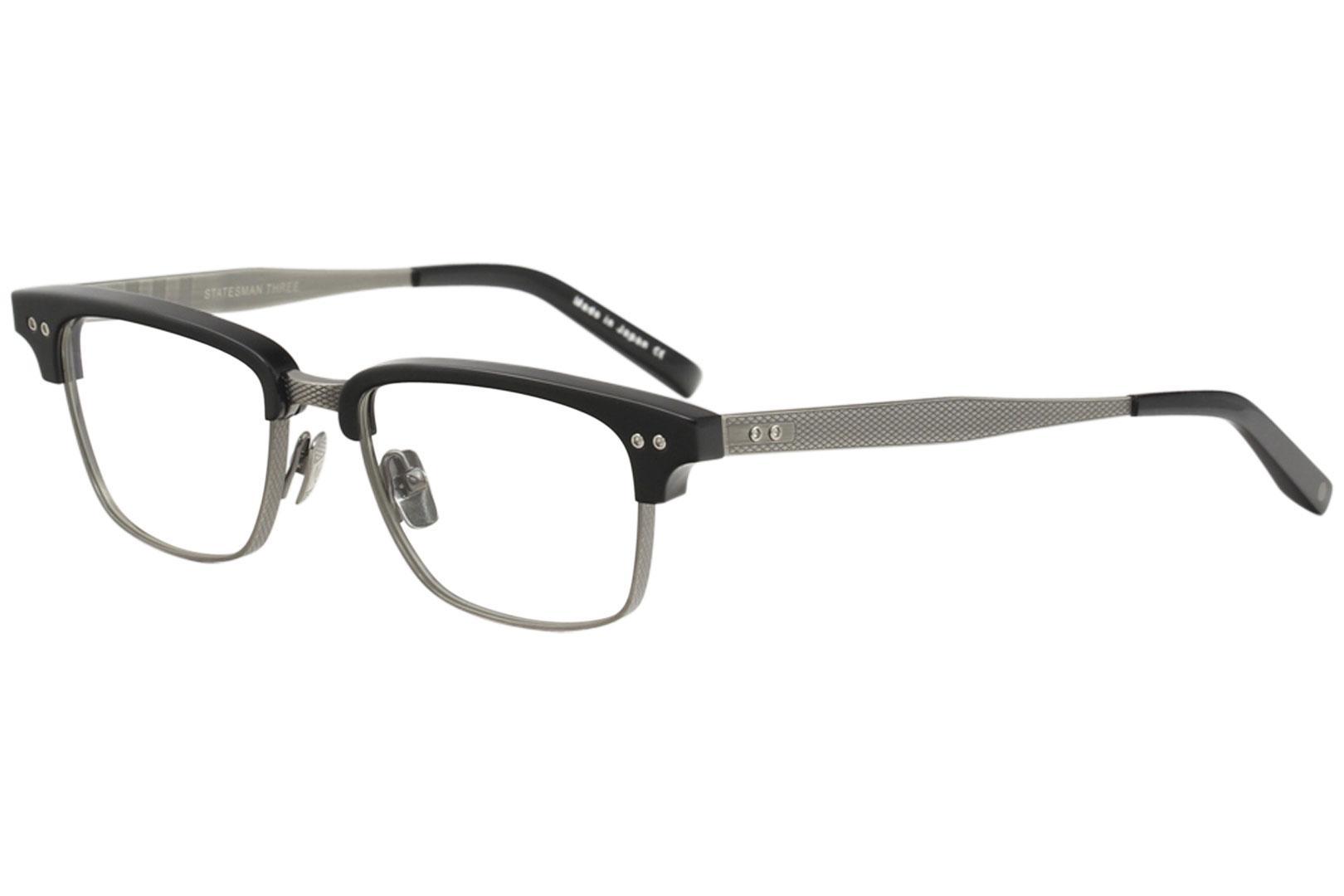 801770ddb3e Dita Men s Eyeglasses Statesman-Three DRX-2064 Full Rim Optical Frame