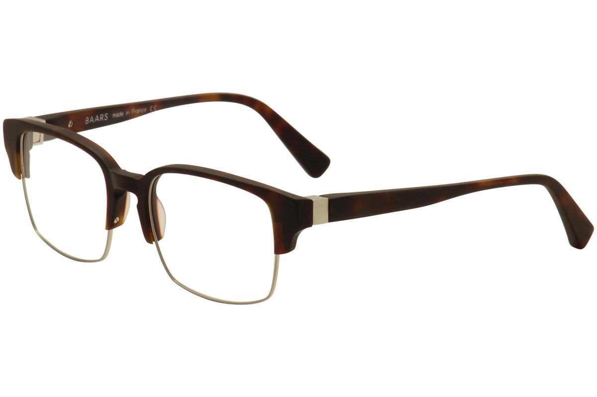 561378a5601 Baars Men s Eyeglasses Malcom Magnetic Temple Full Rim Optical Frame by  Baars