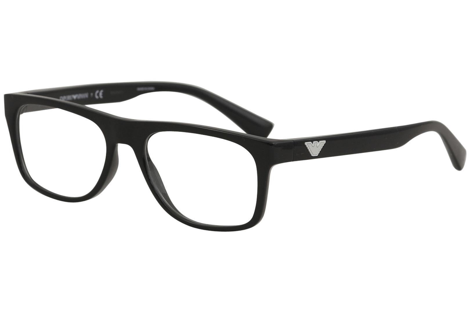 dec11f24120 Emporio Armani Men s Eyeglasses EA3097 EA 3097 Full Rim Optical Frame by Emporio  Armani