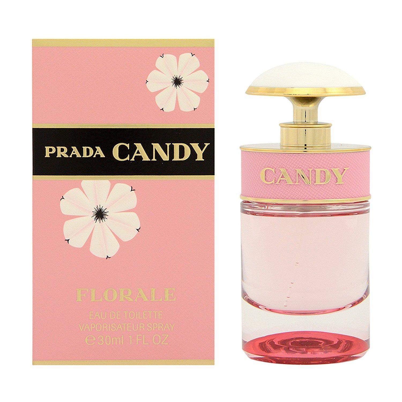 prada candy florale prada edt spray 1 0 oz 30 ml w. Black Bedroom Furniture Sets. Home Design Ideas