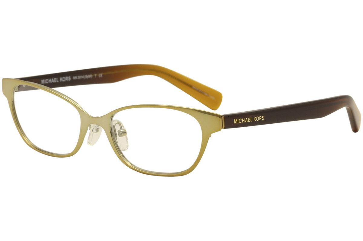 4f94e6537e8 Michael Kors Women s Eyeglasses Sybil MK3014 MK 3014 Full Rim Optical Frame  by Michael Kors