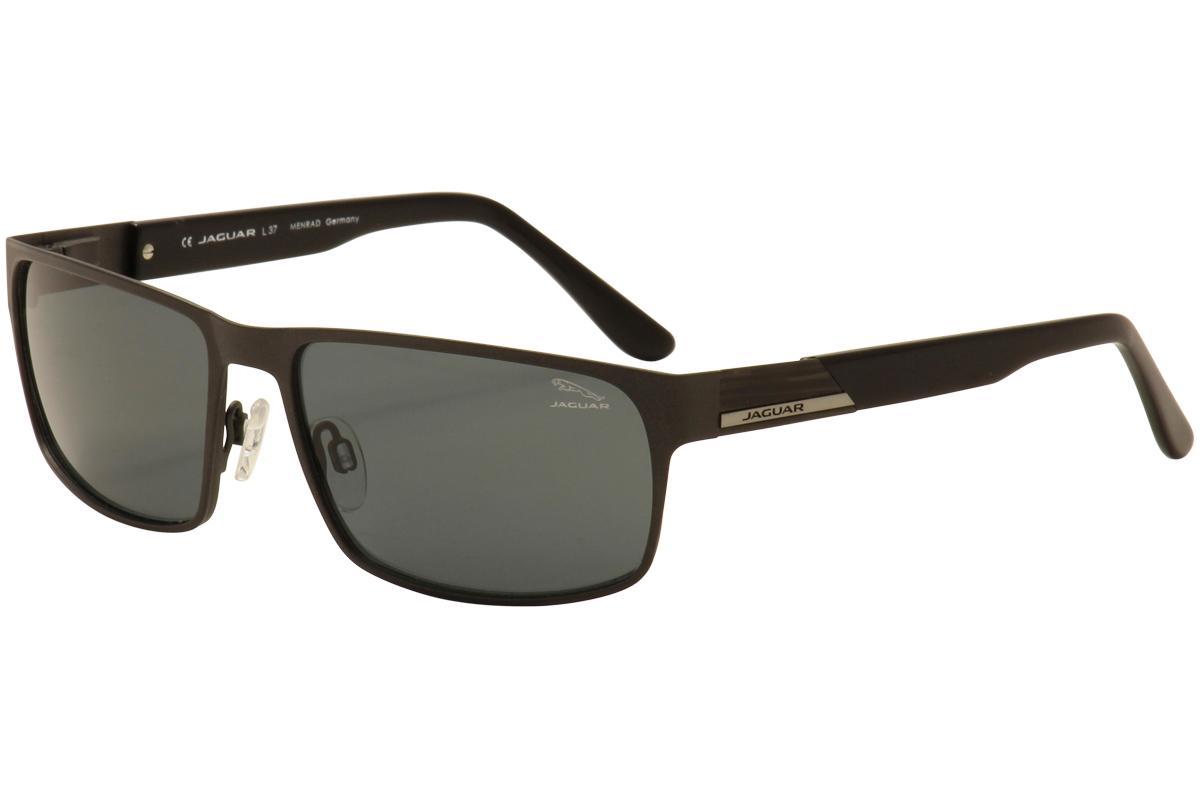 e756a84937 Jaguar Men s 37336 37 336 Fashion Polarized Sunglasses by Jaguar